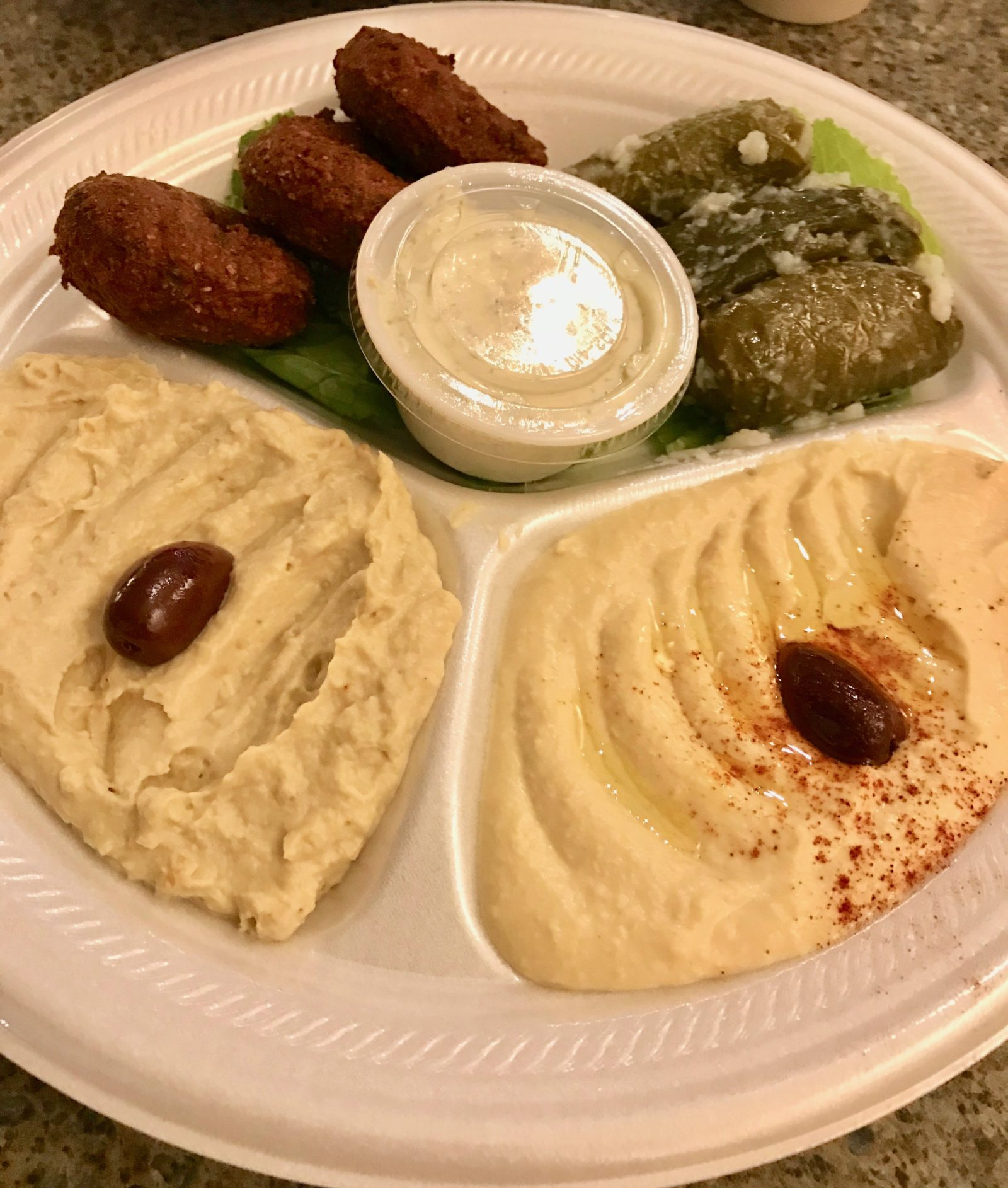 Pick of the Week - Gyros Town Mediterranean Food