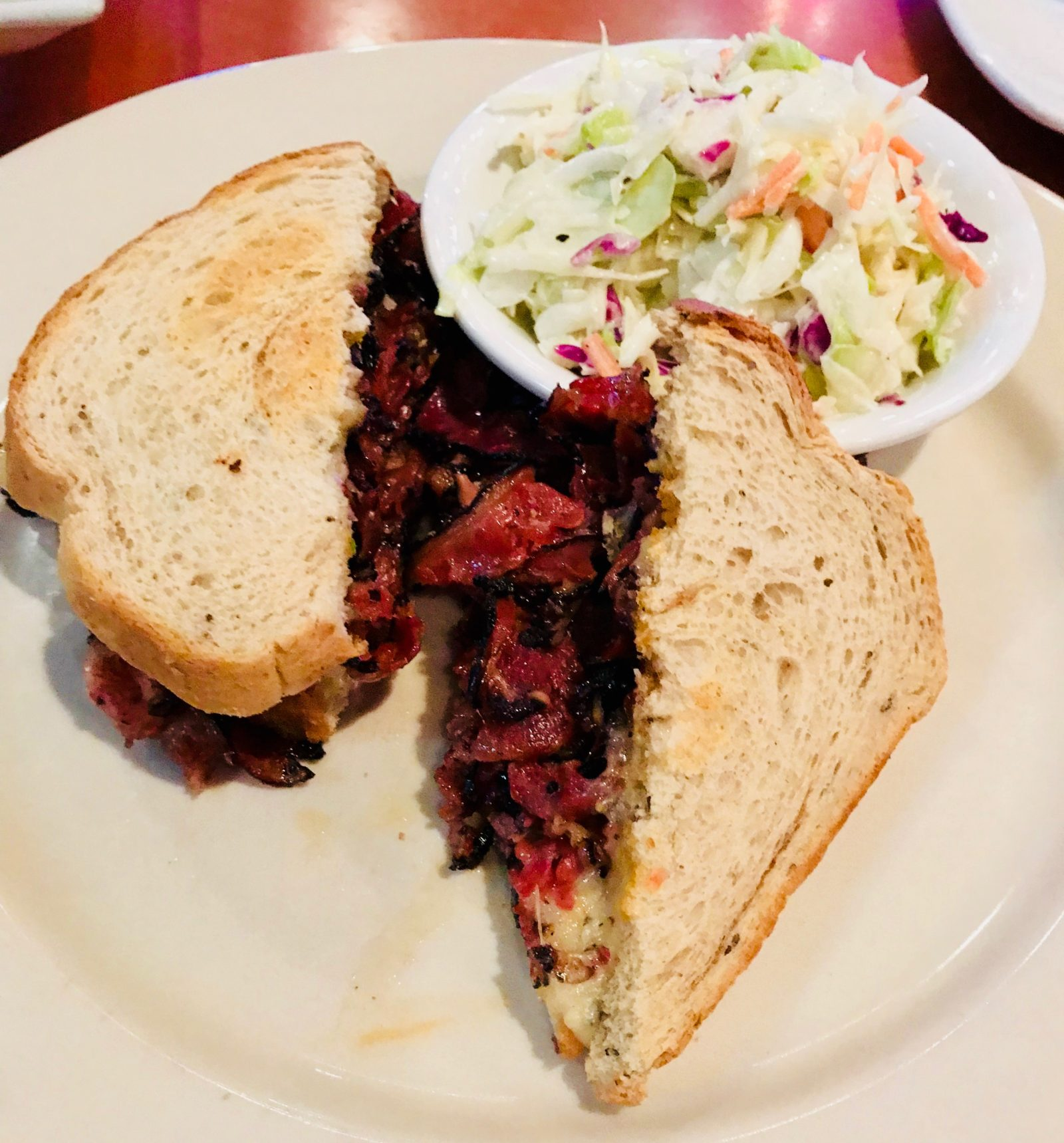 Pick of the Week - Lakeside Bar and Grill - Hot Pastrami Sandwich