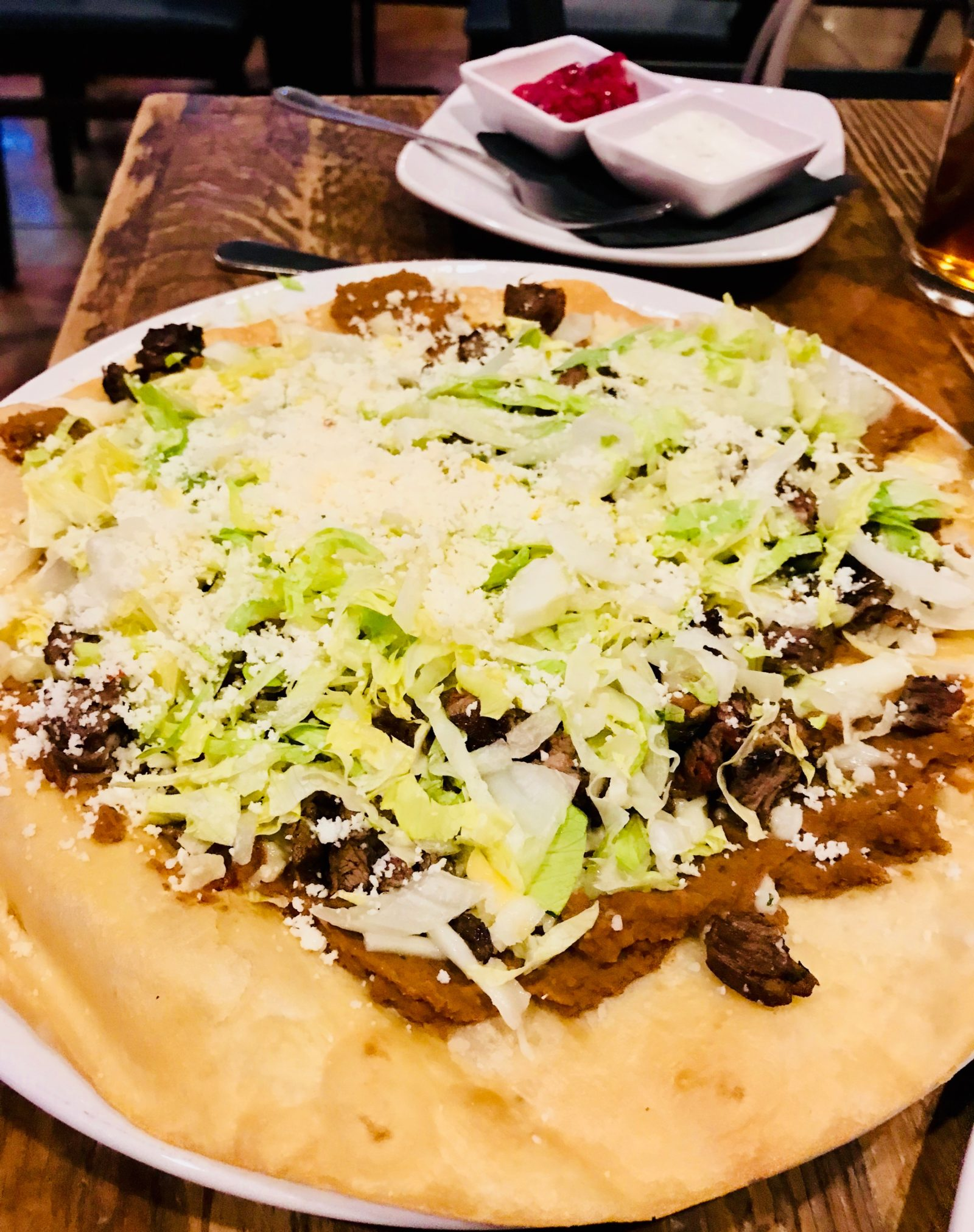 Pick of the Week - Revolu Modern Taqueria + Bar - Carne Asada Flying Saucer