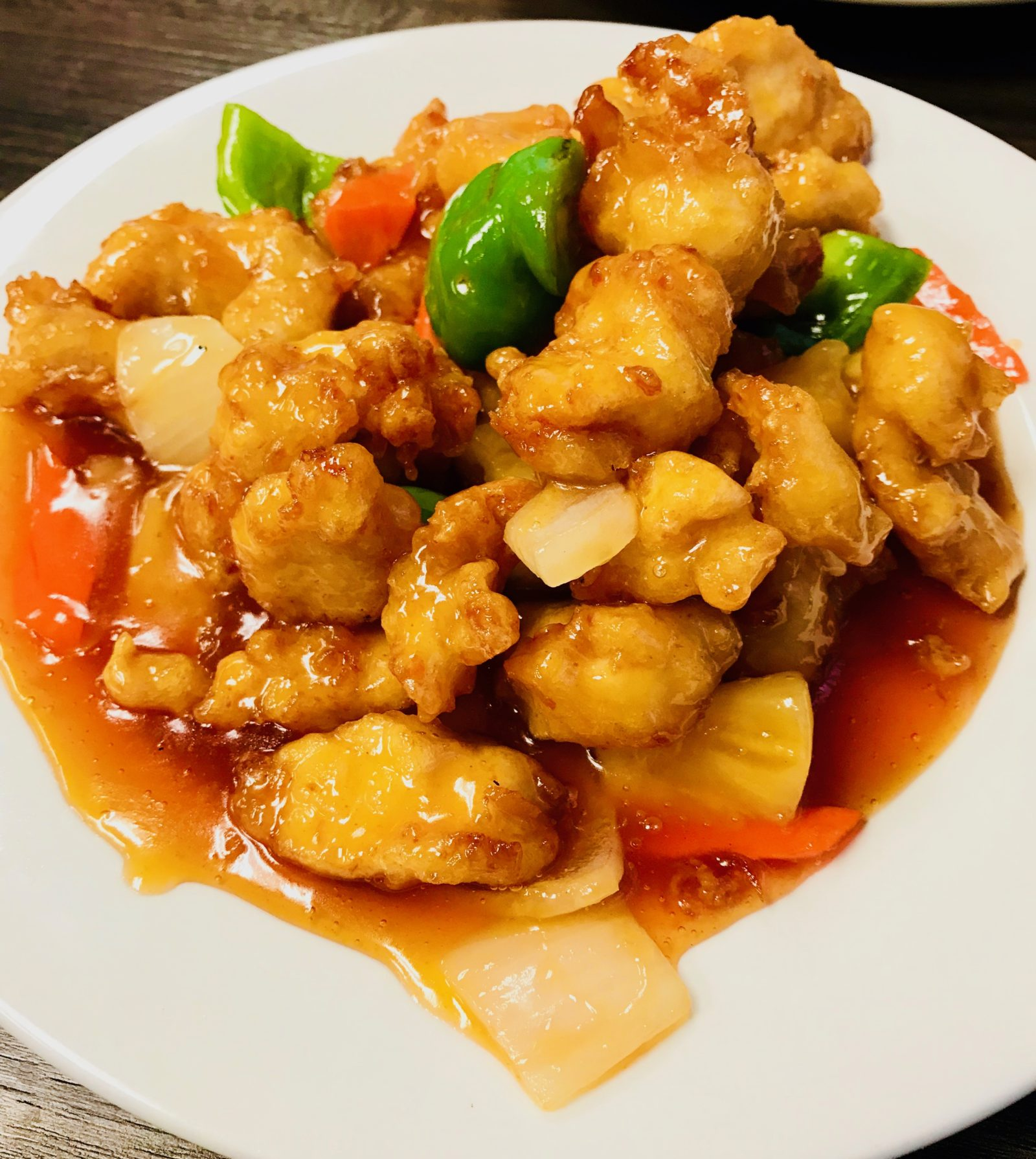 Pick of the Week - Asian Paradise - Honey Chicken