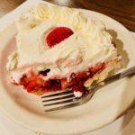 Pick of the Week - My Mother's Restaurant - Strawberry Cream Pie