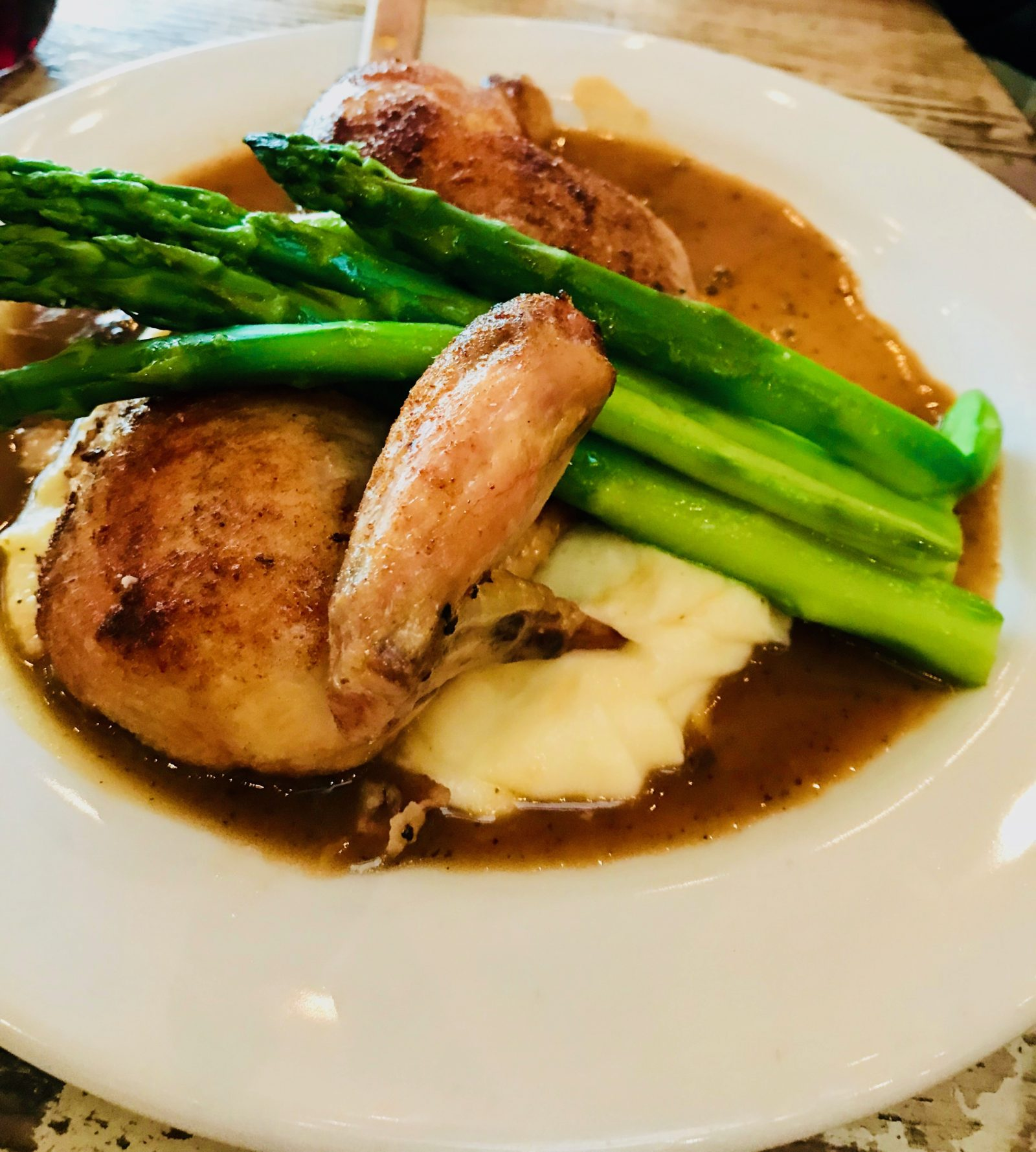 Pick of the Week - Kitchen Door - Half Roasted Chicken