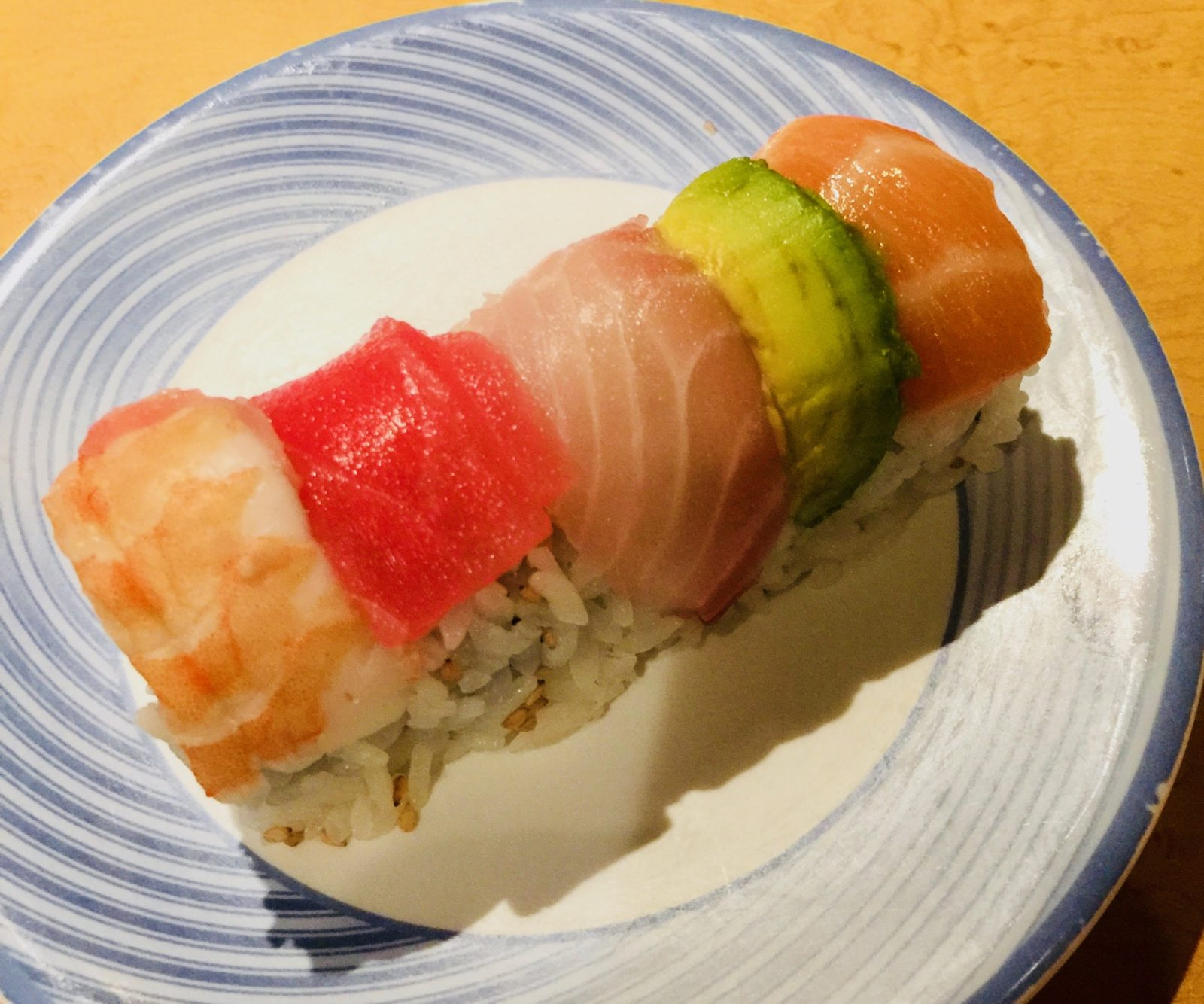 Pick of the Week - Teharu - Rainbow Roll