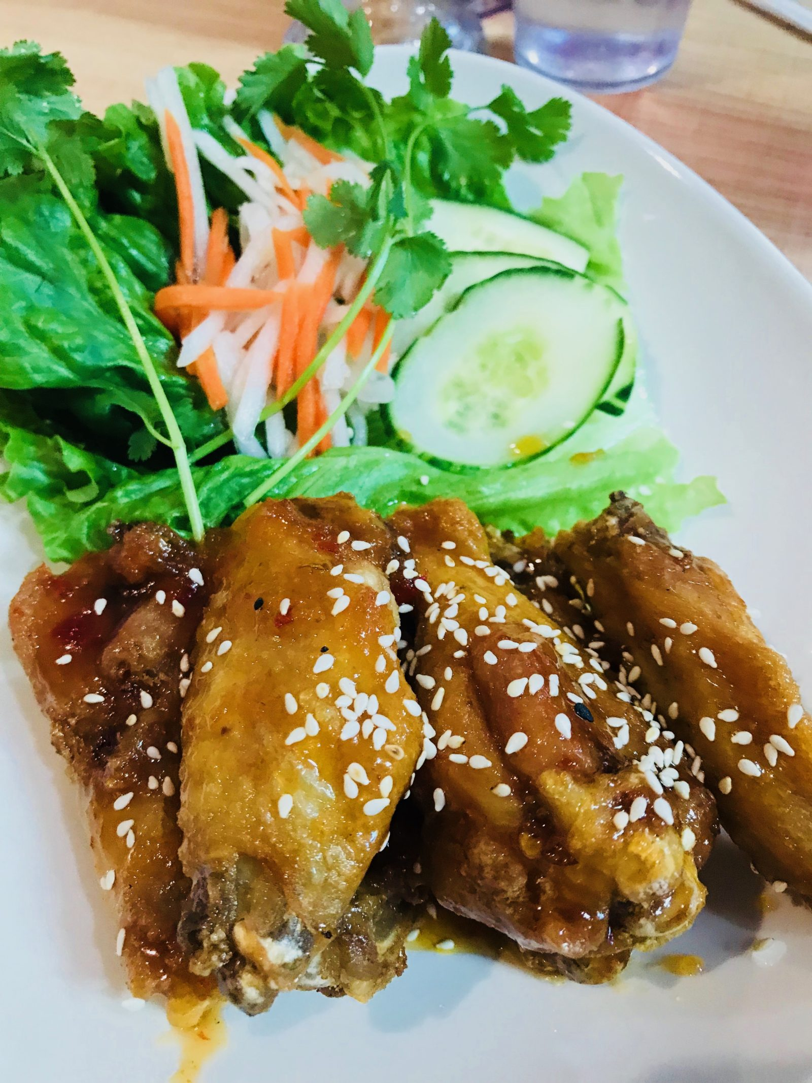Pick of the Week - Pho Saigon Pearl - Chicken Wings