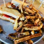 Pick of the Week - Angels Trumpet Ale House - BBQ Brisket Grilled Cheese sandwich