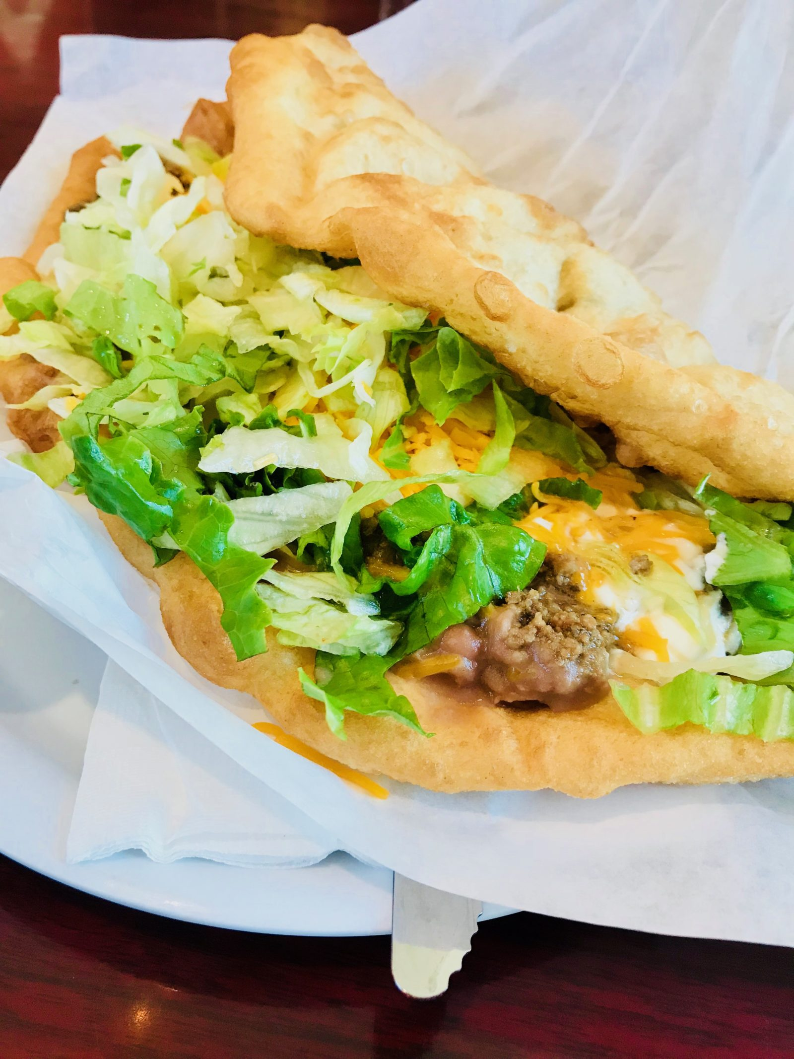 Pick of the Week - Fry Bread House - Ultimate Taco
