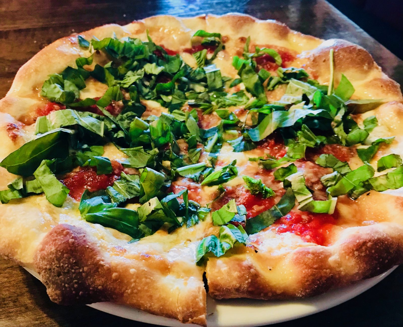 Pick of the Week - Rosa's Pizzeria - Margherita Pizza