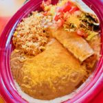 Pick of the Week - Plaza Bonita - Beef Taco and Cheese Enchilada - Combination #2