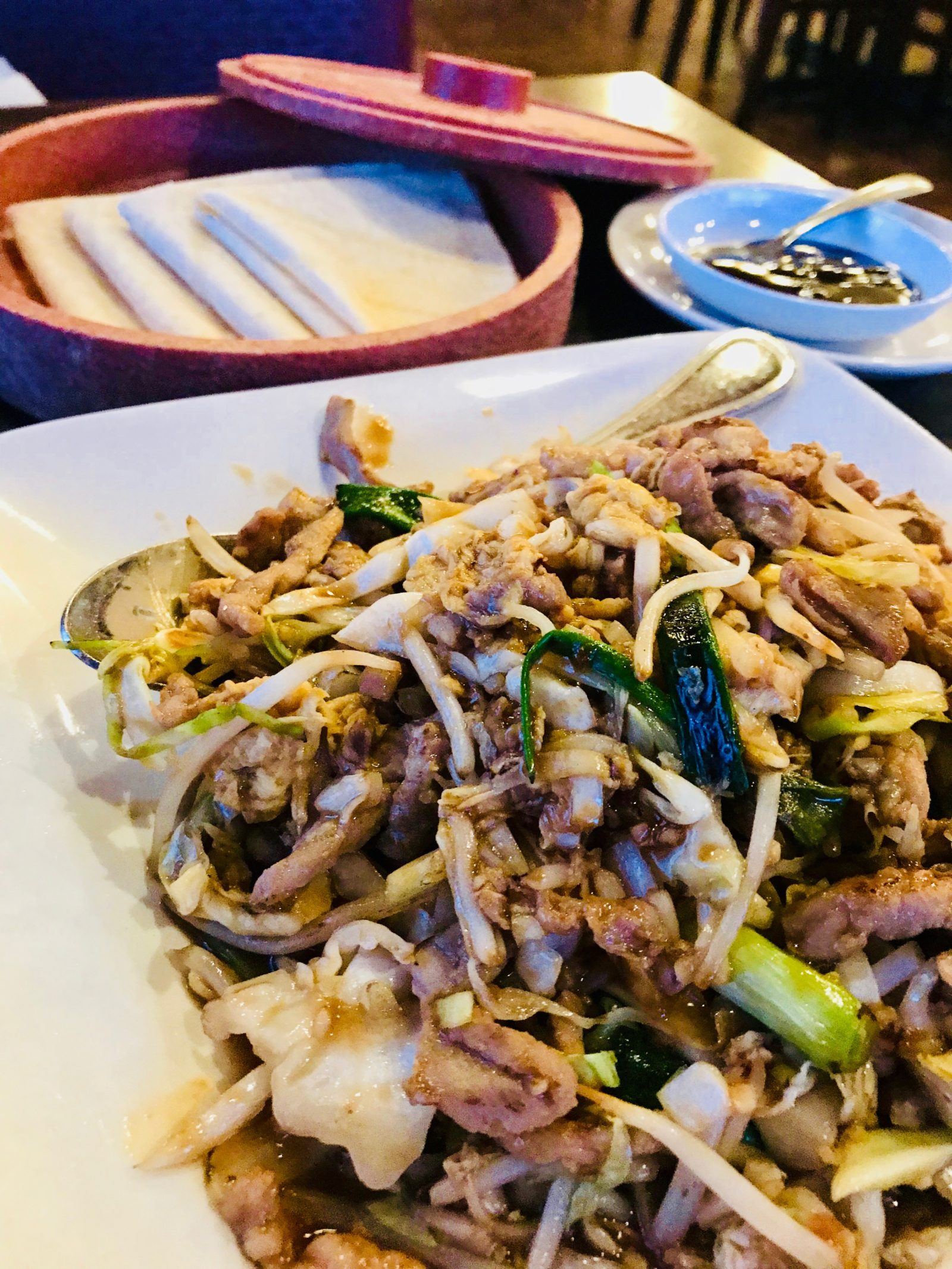Pick of the Week - Dao Kitchen #2 - Moo Shu pork