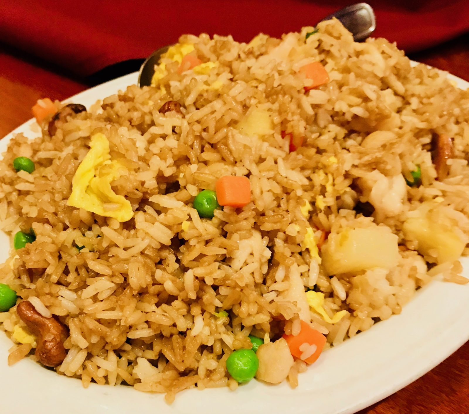 Pick of the Week - Shanghai Club - Thai Fried Rice