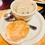 Pick of the Month - Lone Spur Cafe - Biscuit and Gravy